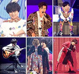 加藤シゲアキ NEWS LIVE TOUR 2019 WORLDISTA 生写真18枚