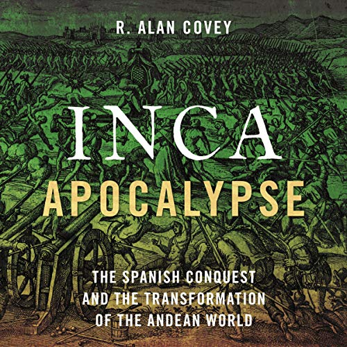 Inca Apocalypse cover art