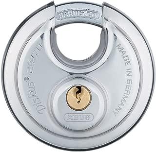 ABUS 28/70 Diskus Stainless Steel Padlock Keyed Alike