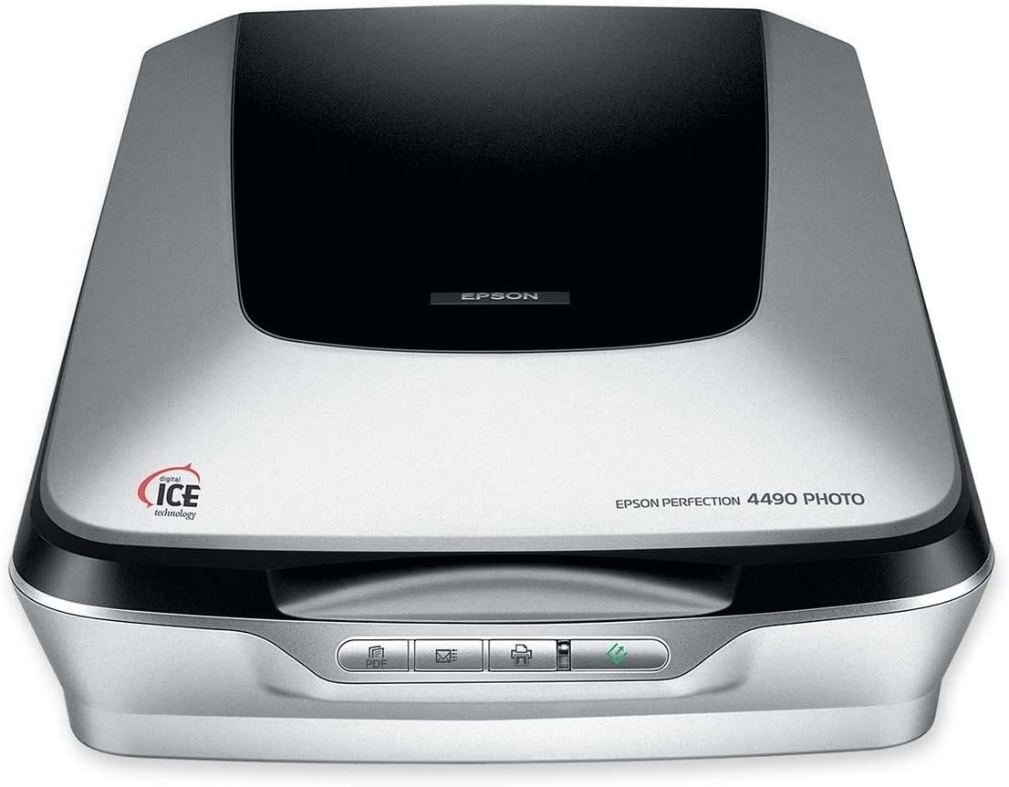 Special sale item 1 - SCANNER Large discharge sale PERFECTION 4490 EPSON