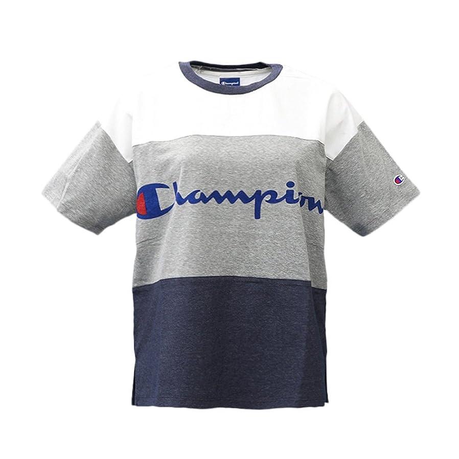 校長可決尊敬するチャンピオン Tシャツ レディース 上 Champion 半袖