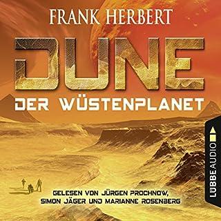 Der Wüstenplanet (Dune 1) Titelbild