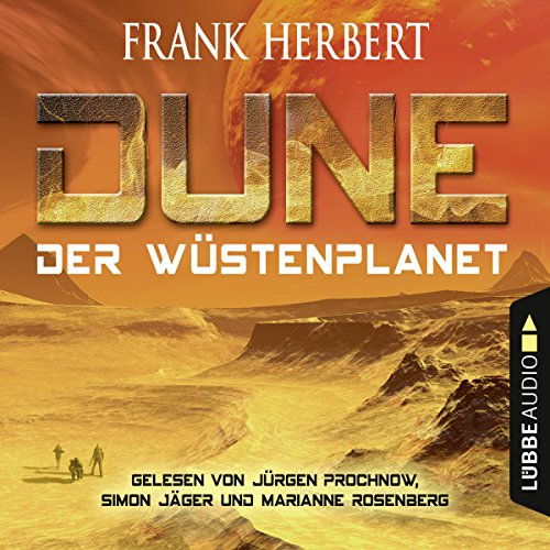 Der Wüstenplanet (Dune 1) audiobook cover art