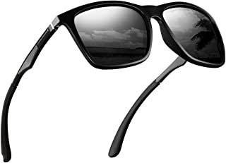 Polarized Sunglasses for Men Aluminum Mens Sunglasses...