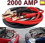 PINZAS DE COCHE PARA LA BATERÍA DE COCHE O MOTO 2000 AMP CABLE DE ARRANQUE