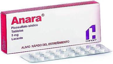 Anara Caja Con 20 Tabletas, color, 1 count, pack of/paquete