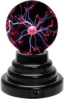 Bola mágica de la luz de la esfera de la bola de plasma sensible al tacto Bola mágica para la fiesta, decoraciones, apoyo, niños, dormitorio, hogar y regalos