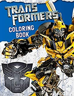 Best coloring book transformers Reviews