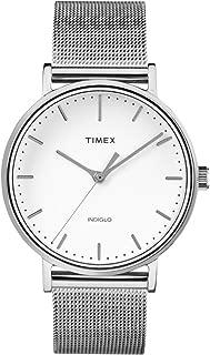 Timex Fairfield Mesh Bracelet Unisex Watch 37MM TW2R26600