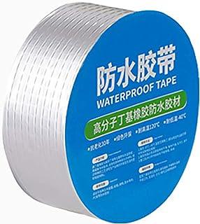 Waterproof Self Adhesive Butyl Tape,sealant Tape Aluminium Tape,Anti-aging,flame-retardant And Frost-resistant,for Repairs...