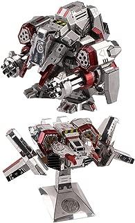 MU 3D Metal Puzzle Terran Viking Set Armor Model Kits YM-N026 DIY 3D Laser Cut Assemble Jigsaw Toy