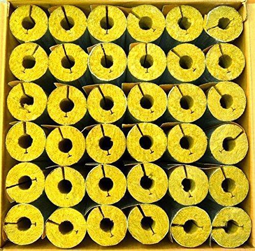 Rohrschalen alukaschiert 15-20 mm / 1 m lang