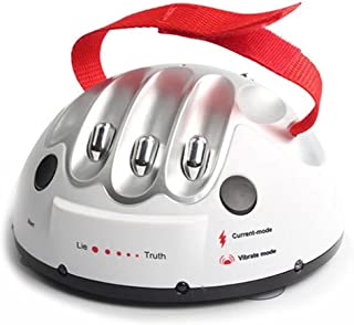 KingFurt Novelty Game Interesting Electric Shocking Liar Lie Detector Machine - Best Gift for Truth Game Toy