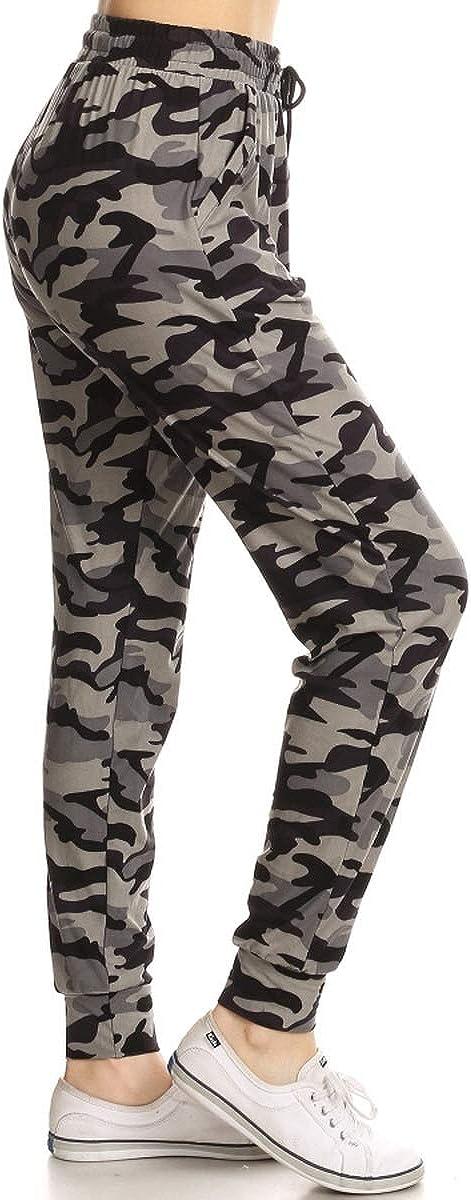 Leggings Depot Women's Popular Print High Jogger Premium brand T Waist Cheap sale