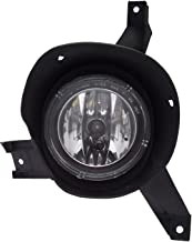 Dorman 1631266 Passenger Side Fog Light Assembly for Select Ford Models