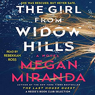 The Girl from Widow Hills cover art