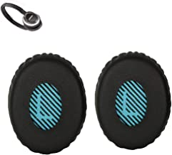 SoundLink Earpads Replacement Ear pad Cushions Kit Compatible with Bose OE2 OE2i Soundtrue/SoundLink On-Ear Headset Over-Ear Headphones (Black Blue)