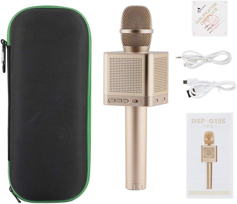 Jiobapiongxin Micgeek Q10S Funkmikrofon KTV Karaoke HQ Sound Wave Wandschütteln des Basses B07L5DYVX5  Innovation    | Erste Klasse in seiner Klasse