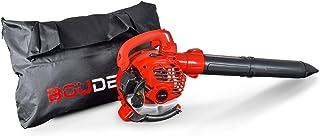 Trituradora de aspirador convertible con motor de combustión interna de 2 tiempos de 25 cc.