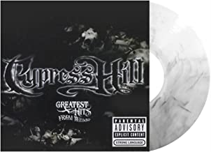 Cypress Hill - Greatest Hits from the Bong Exclusive Clear Smoke Color Vinyl