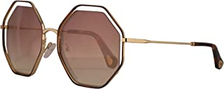 ce24519bfc72 Chloe CE132S Sunglasses Bronze Havana w Brown Gradient Lens 58mm 205 CE 132S