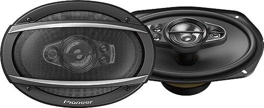 """$76 » Pioneer TS-A6990F 6x9"""" 5-way car audio speakers (Pair),blk (Renewed)"""