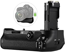 استبدال حامل قبضة عمودي من آمون متوافق مع BG-E20 متوافق مع كاميرا كانون EOS 5D مارك IV DSLR BG-1W
