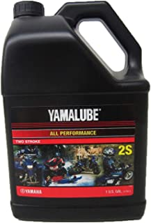 YAMAHA - Yamalube 2S Performance Two Stroke Oil - Gallon - LUB-2STRK-S1-04