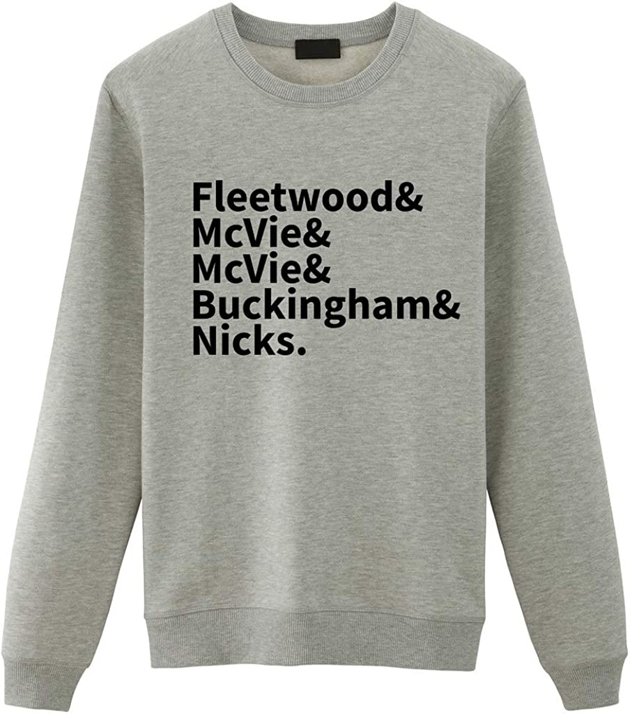 Band Members Line Up Sweater Mens Womens Fellow Friends