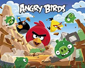 angry birds game poster