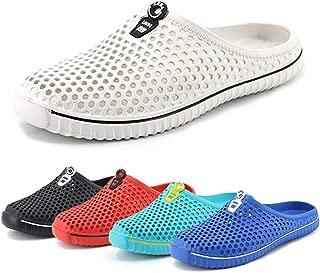 Beach Clog Sandals Unisex Slip on Summer Pool Water Shoes Outdoor Lightweight Walking Slippers for Women Men