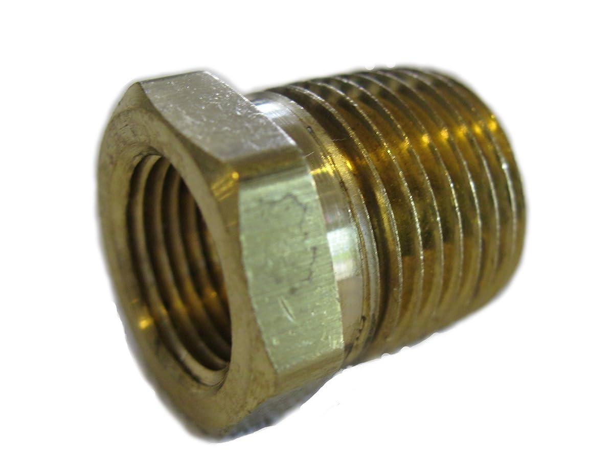 Brass Bushing Reducer 3/8