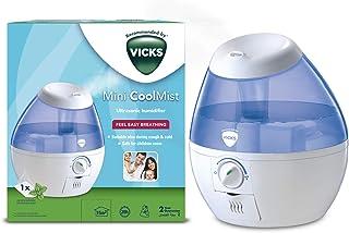 Vicks VUL520 - Humidificador ultrasónico Mini Cool Mist
