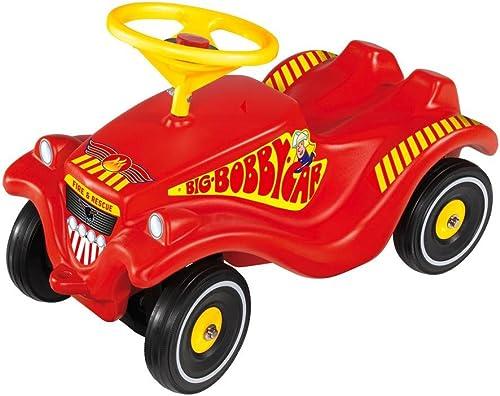 Bobby Car Feuerwehr mit Flüsterreifen