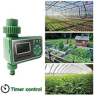 Drip Irrigation Kit Smart Automatic Water Tap Timer Digital Irrigation Controller System Garden Watering Timer Outdoor Gar...