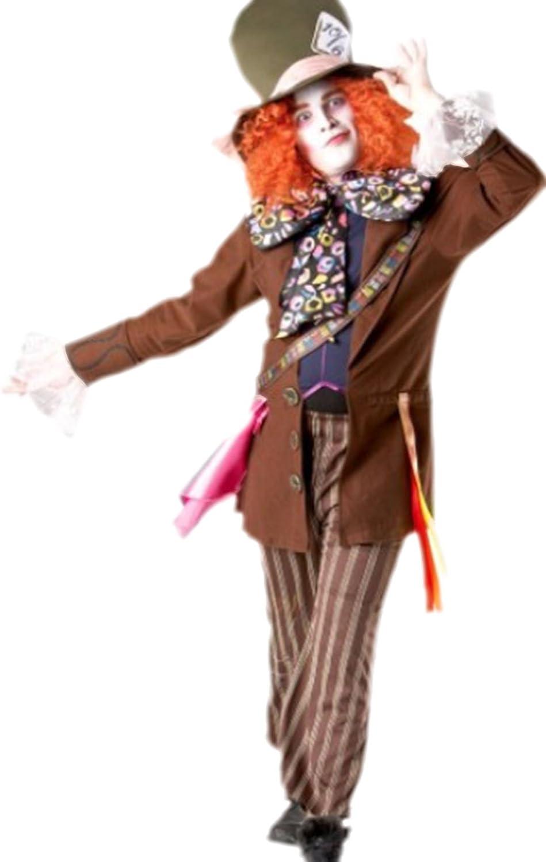 Halloweenia - Herren Karnevalskomplett Kostüm Mad Hatter, M, Mehrfarbig B074S67D9Z Preisrotuktion  | Konzentrieren Sie sich auf das Babyleben