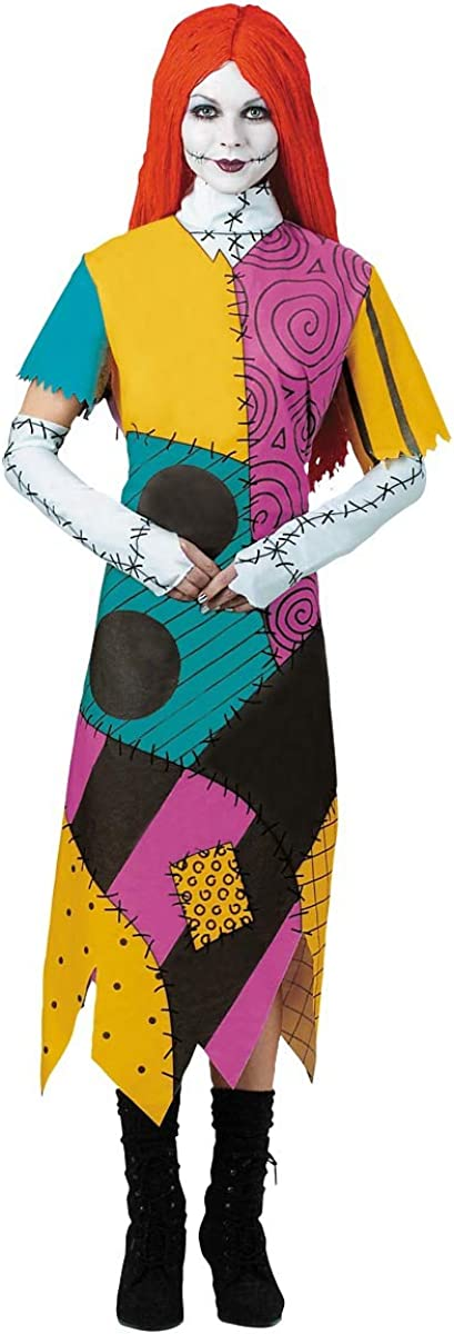 Popular standard Max 76% OFF Disguise Women's Sally Costume XX-Large Classic