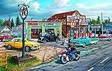 Crossroads 1000 Pc Jigsaw Puzzle by SunsOut