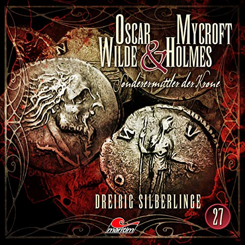 Dreißig Silberlinge audiobook cover art