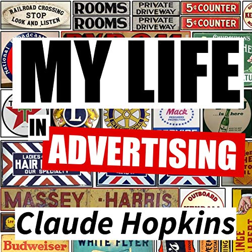 My Life in Advertising and Scientific Advertising cover art