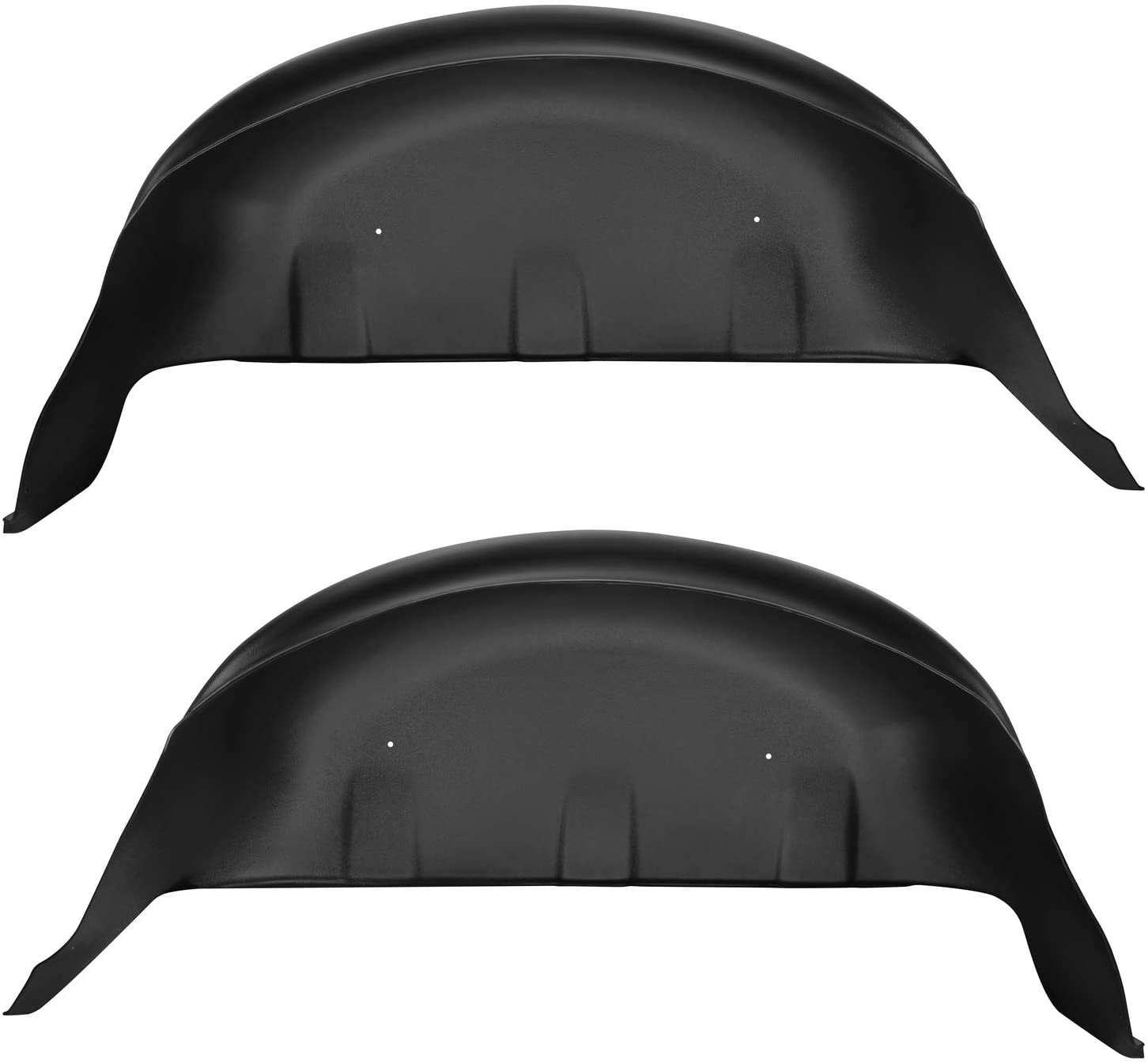 Custom Molded Front And Rear Husky Liners Mud Guards 58466