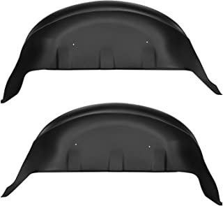 Husky Liners Fits 2017-19 Ford F-250/F-350 Rear Wheel Well Guards