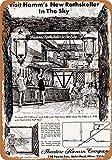BIT SITNG Visit Hamm's Rathskeller in The Sky Vintage