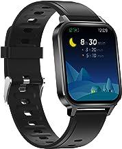 Docooler Sporthorloge Q18 1,7 inch TFT-scherm Wireless 5.0 IP67 meerdere sportmodi compatibel met iOS/Android