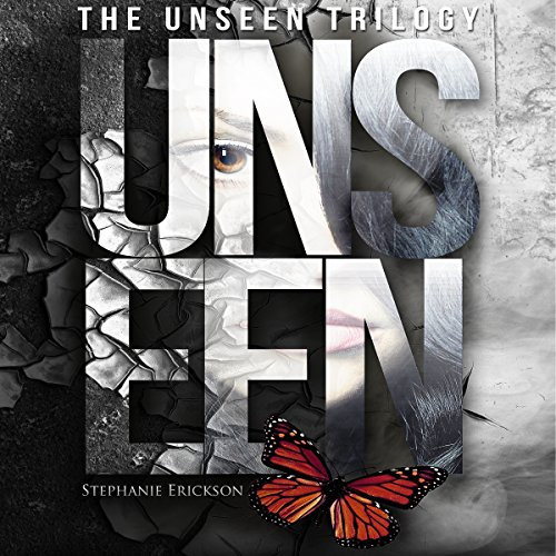 The Unseen Trilogy audiobook cover art