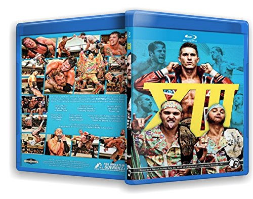 Pro Wrestling Guerrilla - Thirteen Blu-Ray