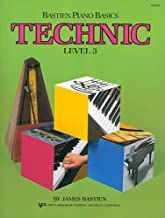 WP218 - Bastien Piano Basics - Technic Level 3 (Wp213)
