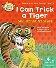Oxford Reading Tree Read With Biff, Chip, and Kipper: I Can Trick a Tiger and Other Stories (Level 3) (Read With Biff Chip & Kipper) by Hunt, Roderick, Rider, Cynthia (2013) Paperback