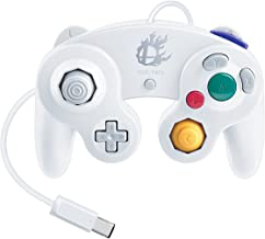 Nintendo Super Smash Bros. White Classic Gamecube Controller