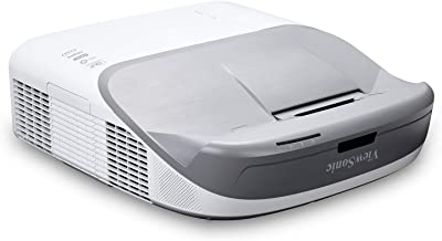 ViewSonic PS700W 3300 Lumens WXGA Ultra Short Throw Projector with Horizontal and Vertical Keystoning with HDMI USB and VGA